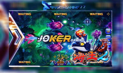 Joker Tembak Ikan